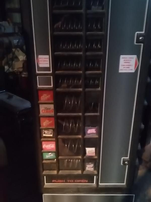 vending machine auctions